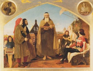 780px-Ford_Madox_Brown_-_John_Wycliffe_reading_his_translation_of_the_bible_to_John_of_Gaunt
