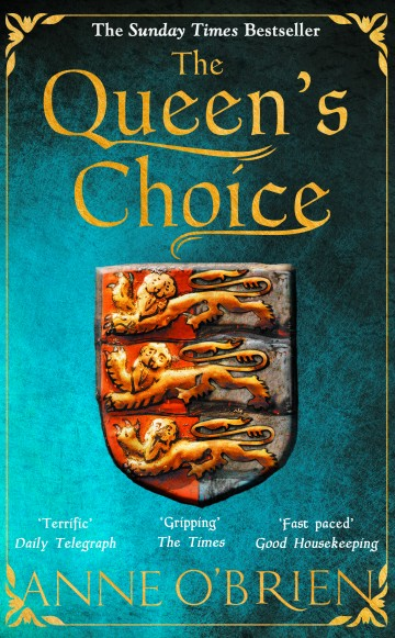 TheQueensChoice_Paperback_Cover